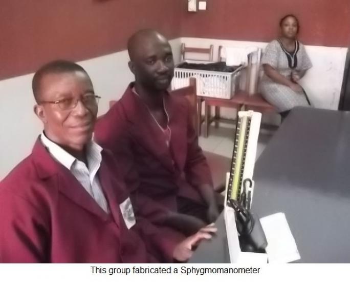 devine krankenhaus in nigeria